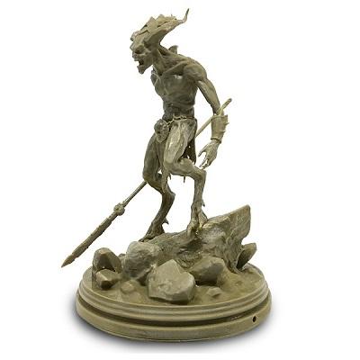 druk 3d z żywic figurka fantasy daylight dpp