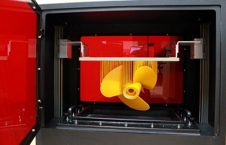druki 3d z żywic drukowanie daylight światłoutwardzalne