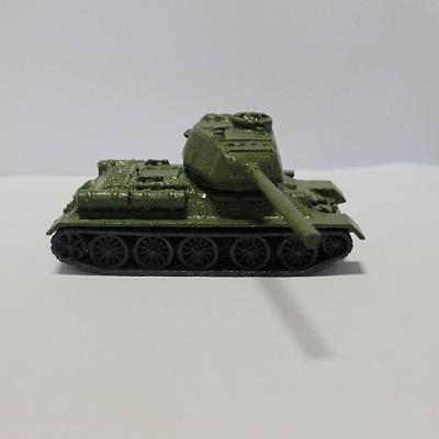 malowanie figurek na przykładzie czołgu repliki rzeszów